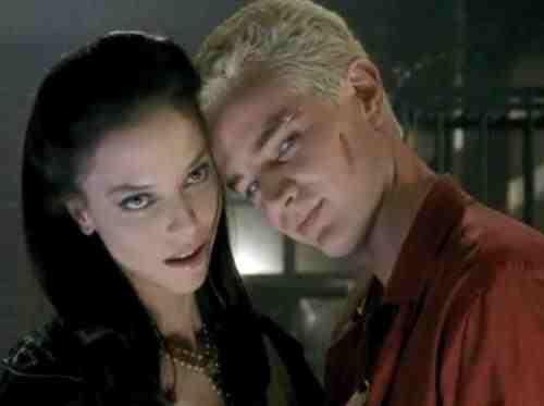 Spike and Drusilla - Buffy the Vampire Slayer